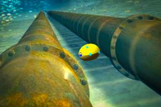 Underwater Robot for Port Security
