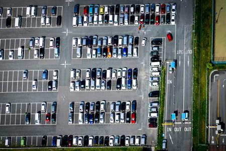 Optimizing parking in the busiest places