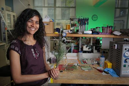 Krithika Ramchander and Andrea Beck awarded J-WAFS fellowships for water solutions