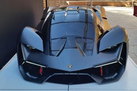MIT researchers collaborate with Lamborghini to develop an electric car of the future