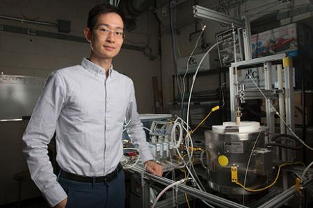 Turning emissions into fuel
