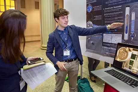 Photo Gallery: 2018 Mechanical Engineering Research Exhibition