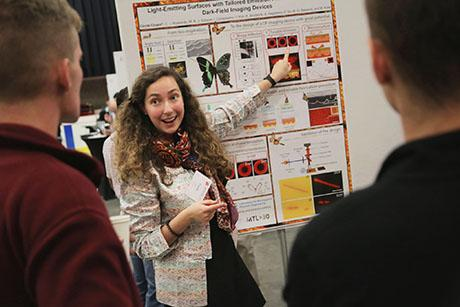 Photo Gallery: 2017 Mechanical Engineering Research Exhibition
