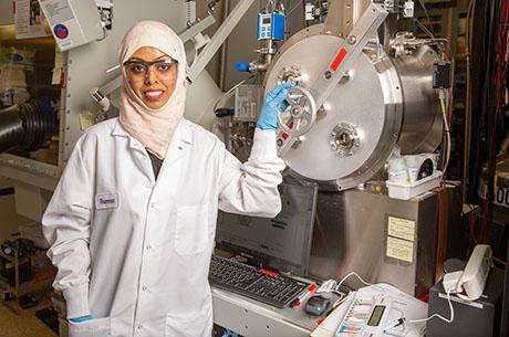Meet the women shaping science and engineering in Saudi Arabia