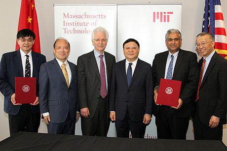 MIT and SUSTech announce Centers for Mechanical Engineering Research and Education at MIT and SUSTech