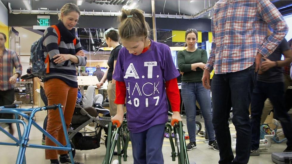 Hacking Assistive Technology for Lilly