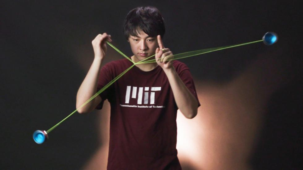 Six-time national yo-yo champion and rising senior Alex Hattori explores his passion for yo-yos at MIT.